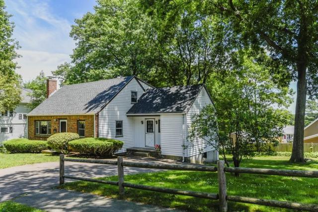 12 Reed St, Dedham, MA 02026 (MLS #72341236) :: Goodrich Residential