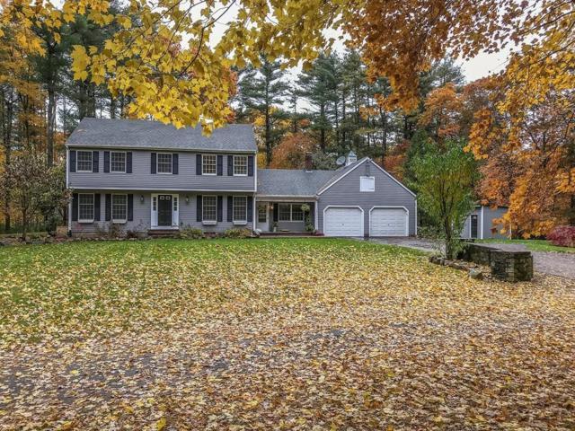4 Evan Circle, Easton, MA 02356 (MLS #72343635) :: Westcott Properties