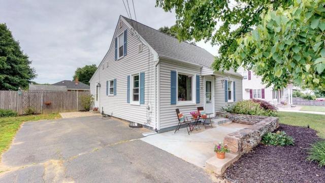 66 Highland St, Agawam, MA 01030 (MLS #72345502) :: The Goss Team at RE/MAX Properties