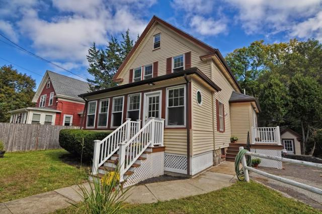 197 Essex Ave, Gloucester, MA 01930 (MLS #72348821) :: Westcott Properties