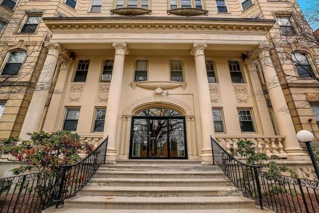 74 Fenway #52, Boston, MA 02115 (MLS #72350753) :: ALANTE Real Estate