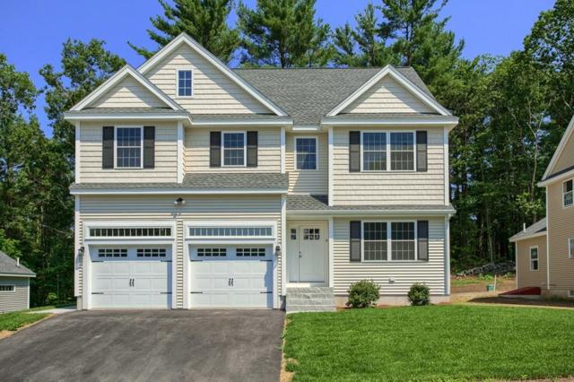 8 Sadie Lane Lot 4, Methuen, MA 01844 (MLS #72352506) :: Vanguard Realty