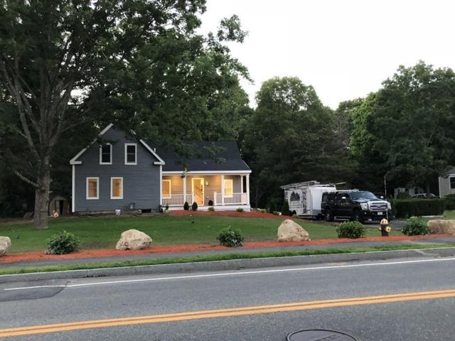 1345 Central St, Stoughton, MA 02072 (MLS #72358614) :: Vanguard Realty