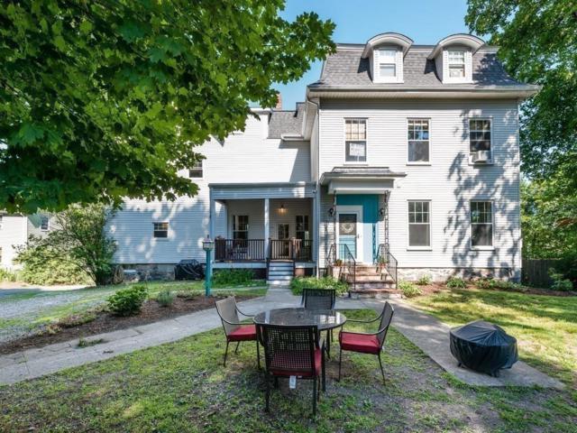 69 Fordham Rd #69, Newton, MA 02465 (MLS #72359783) :: Compass Massachusetts LLC