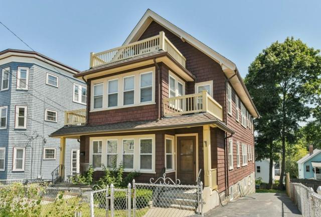 181 - 183 Cornell St, Boston, MA 02131 (MLS #72360340) :: Westcott Properties