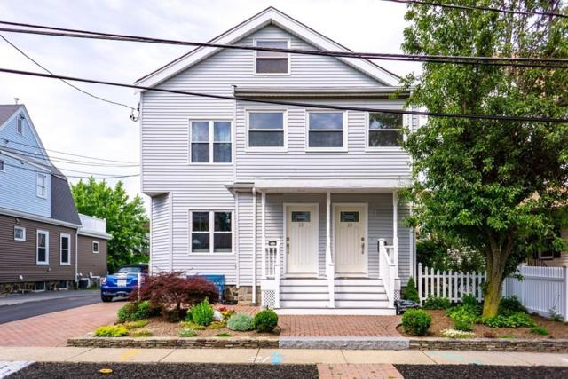 13 Hazel Street #13, Watertown, MA 02472 (MLS #72360871) :: ALANTE Real Estate