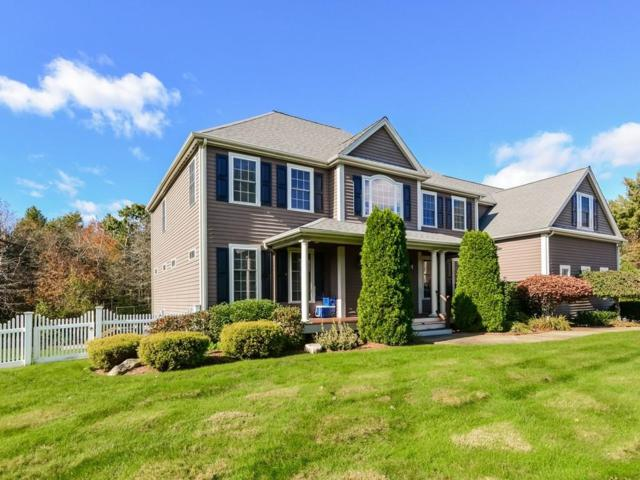 15 Concerto Court, Easton, MA 02356 (MLS #72375014) :: The Muncey Group