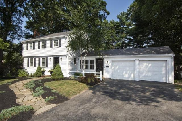 11 Colonial Road, Hingham, MA 02043 (MLS #72376291) :: Apple Country Team of Keller Williams Realty