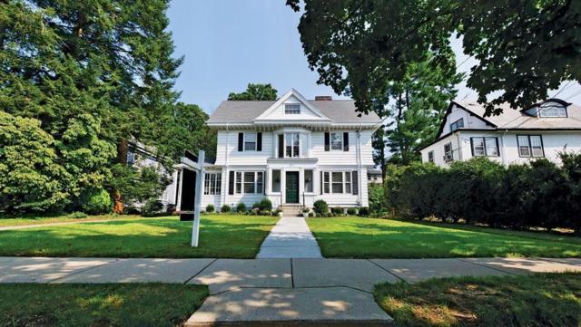 511 Ward St, Newton, MA 02459 (MLS #72379505) :: Commonwealth Standard Realty Co.