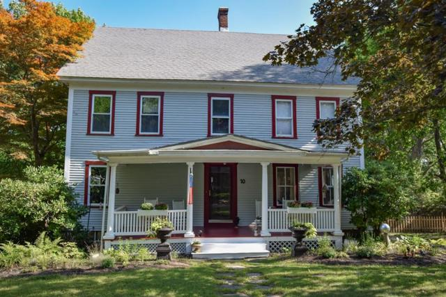 10 Whiting St, Lunenburg, MA 01462 (MLS #72388394) :: Hergenrother Realty Group