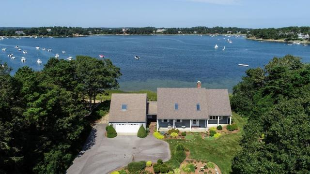 159 Seapine Road, Chatham, MA 02650 (MLS #72391840) :: The Muncey Group