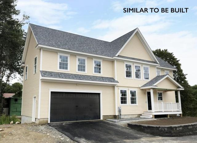 34 Elm Street, Lot 3, Acton, MA 01720 (MLS #72392303) :: Vanguard Realty