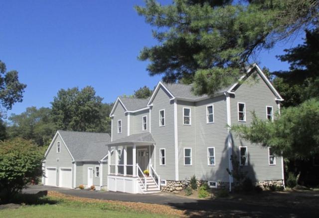 599 Washington St, Walpole, MA 02032 (MLS #72395431) :: Welchman Real Estate Group | Keller Williams Luxury International Division