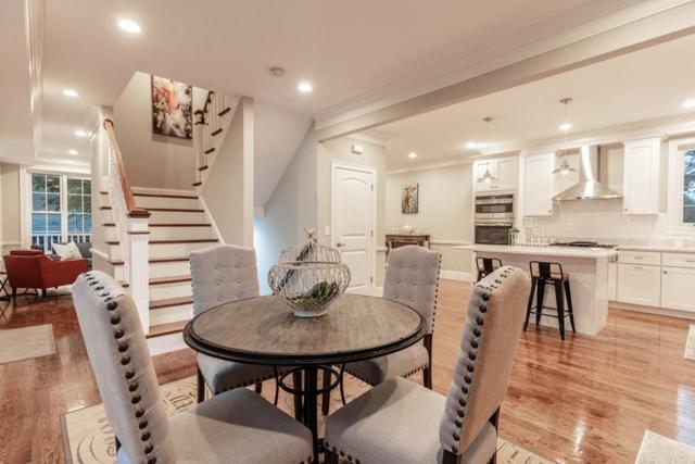 79 Crescent Street #79, Newton, MA 02466 (MLS #72398351) :: Vanguard Realty