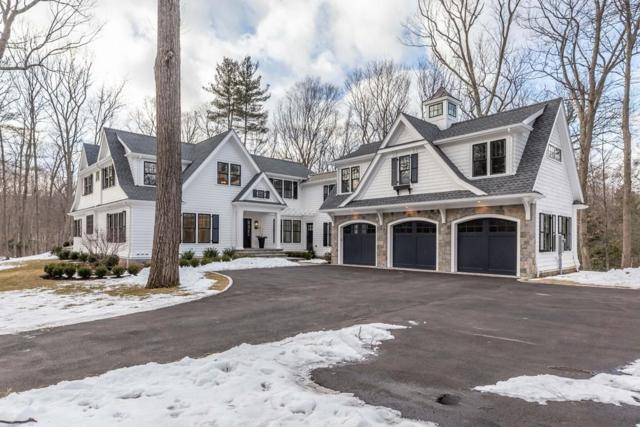 37 Old Farm Rd, Wellesley, MA 02481 (MLS #72399314) :: Mission Realty Advisors