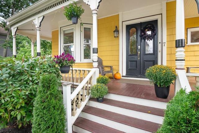 7 Ashland Street, Melrose, MA 02176 (MLS #72401330) :: The Goss Team at RE/MAX Properties