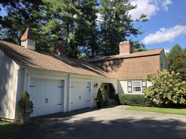 4 Witherell Drive, Sudbury, MA 01776 (MLS #72401886) :: Apple Country Team of Keller Williams Realty