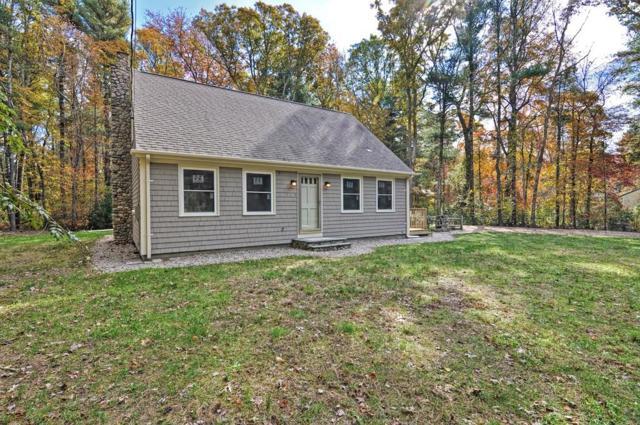 19 White Oak Run, Dartmouth, MA 02747 (MLS #72406523) :: ALANTE Real Estate