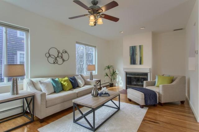 97 Summer St B, Somerville, MA 02143 (MLS #72408036) :: Westcott Properties
