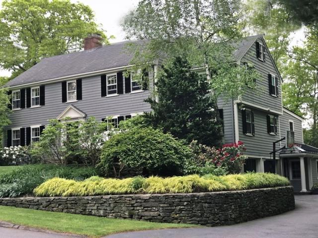 9 Deerfield Rd, Wellesley, MA 02481 (MLS #72408744) :: Westcott Properties