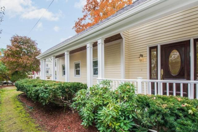 78 Bourne St #78, Newton, MA 02466 (MLS #72419213) :: Apple Country Team of Keller Williams Realty