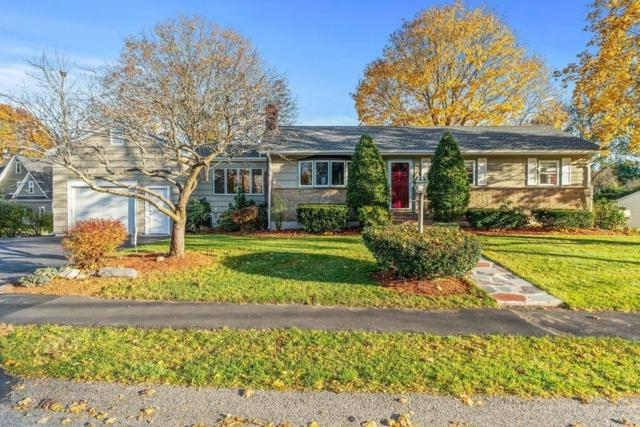 149 Jarvis Cir, Needham, MA 02492 (MLS #72420914) :: ALANTE Real Estate