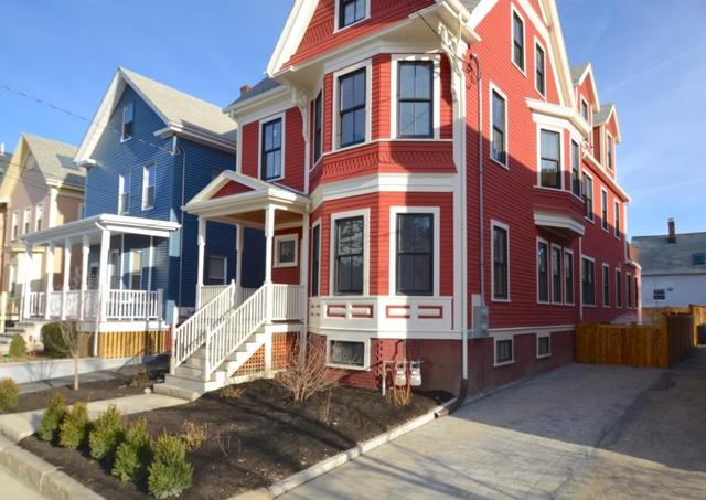 49 Cedar Street #2, Somerville, MA 02143 (MLS #72430492) :: Lauren Holleran & Team