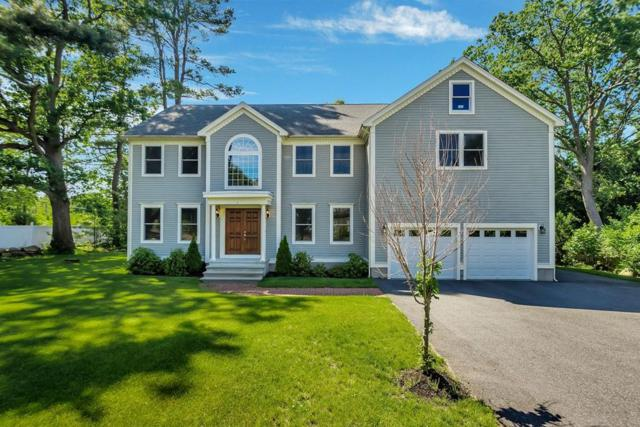 2 Holton Rd., Lexington, MA 02421 (MLS #72440571) :: Sousa Realty Group