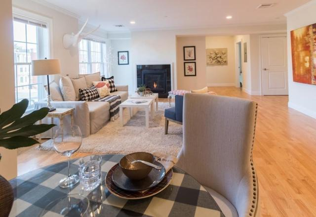 463 Rutherford Ave #305, Boston, MA 02129 (MLS #72442612) :: Charlesgate Realty Group