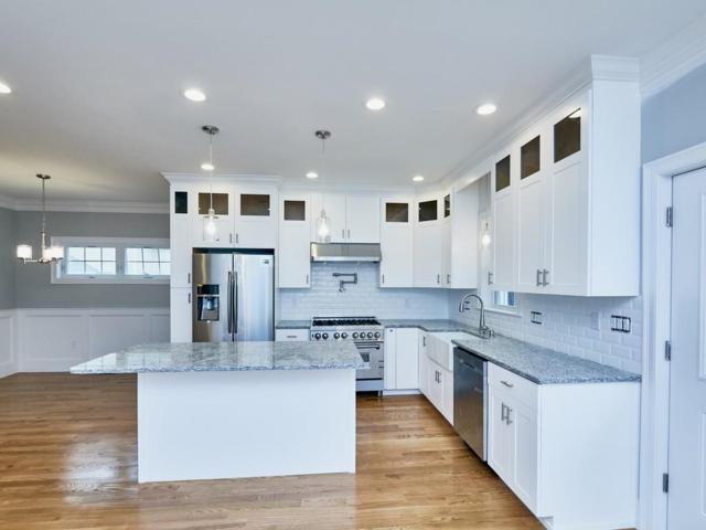 129 Waban Street #0, Newton, MA 02458 (MLS #72446398) :: Vanguard Realty