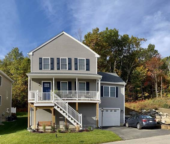 38 Paper Birch Path #44, Worcester, MA 01605 (MLS #72446840) :: Exit Realty