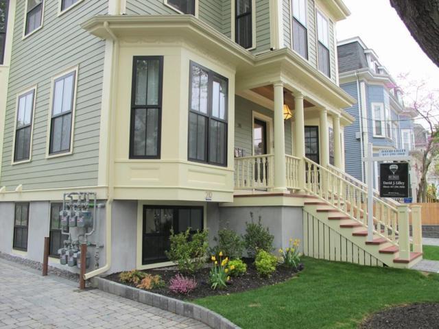 18 Tufts St #4, Cambridge, MA 02139 (MLS #72455089) :: Welchman Real Estate Group   Keller Williams Luxury International Division