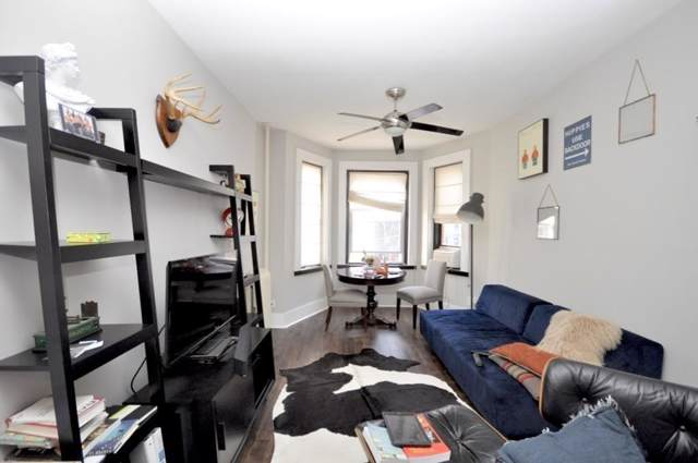 65 Burbank St #14, Boston, MA 02115 (MLS #72456028) :: Revolution Realty