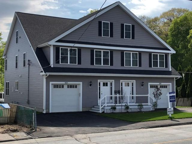 401 Whiting Ave #1, Dedham, MA 02026 (MLS #72457081) :: Charlesgate Realty Group