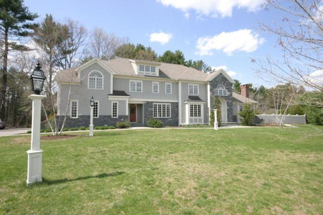 3 Knollcrest Farm Lane, Sherborn, MA 01770 (MLS #72458383) :: Apple Country Team of Keller Williams Realty
