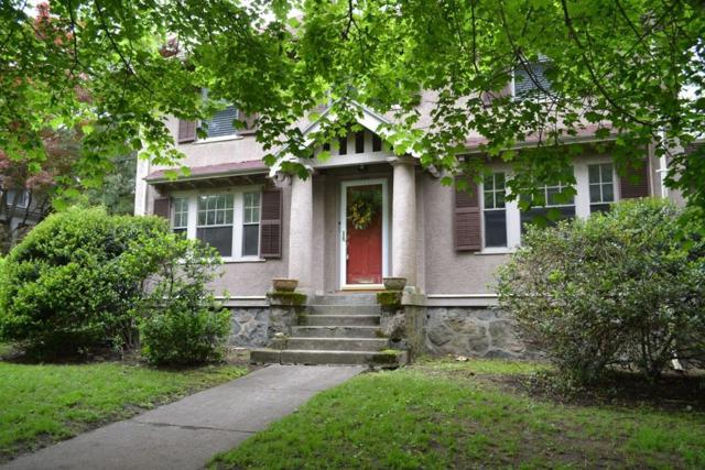 191 Park Ave, Arlington, MA 02474 (MLS #72458535) :: The Gillach Group