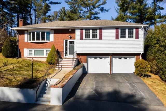 25 Laurie Ln, Dedham, MA 02026 (MLS #72458538) :: Vanguard Realty