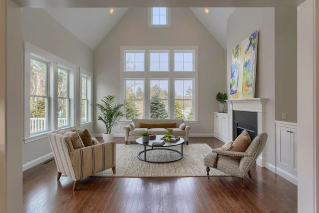 15 Sweet Birch Lane #15, Concord, MA 01742 (MLS #72460942) :: Anytime Realty