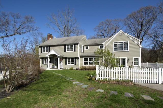 3 Forest Circle, Cohasset, MA 02025 (MLS #72462305) :: Apple Country Team of Keller Williams Realty