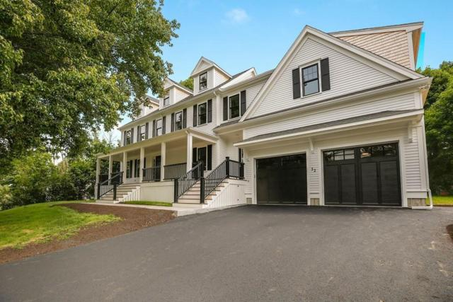 52 Church St, Cohasset, MA 02025 (MLS #72462521) :: Kinlin Grover Real Estate