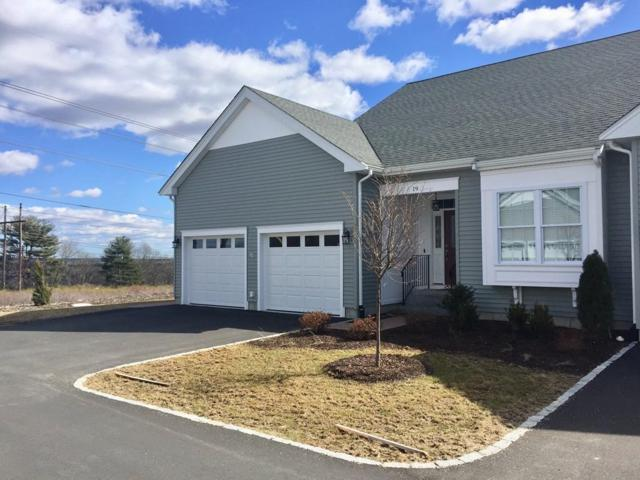 19 Terry Lane #4, Plainville, MA 02762 (MLS #72464239) :: Apple Country Team of Keller Williams Realty