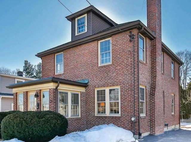 38 Kensington Ave, Newton, MA 02465 (MLS #72465006) :: Westcott Properties