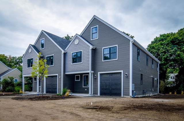 3 Stacey Street #1, Natick, MA 01760 (MLS #72466257) :: The Muncey Group