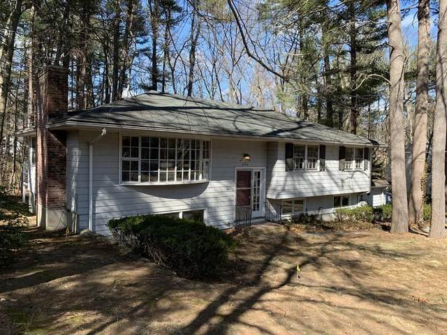 244 Hayward Mill Rd, Concord, MA 01742 (MLS #72466662) :: The Gillach Group