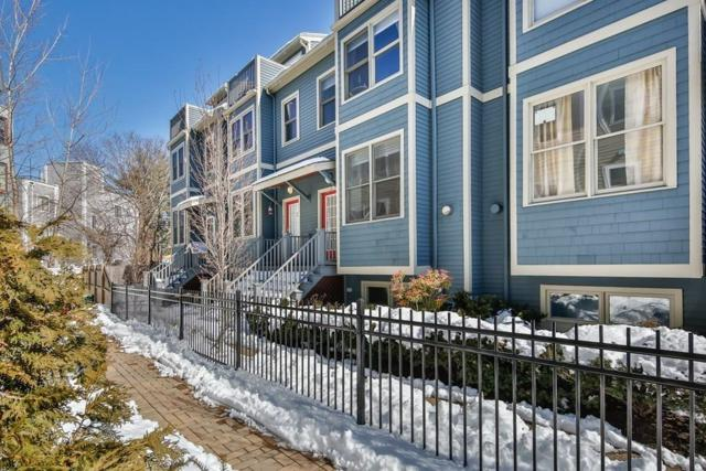 461 Concord Ave #2, Cambridge, MA 02138 (MLS #72467665) :: Primary National Residential Brokerage