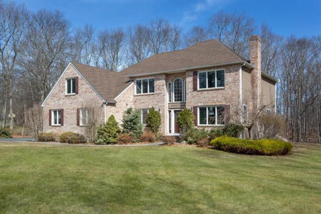 29 Castle Drive, Sharon, MA 02067 (MLS #72467814) :: Kinlin Grover Real Estate