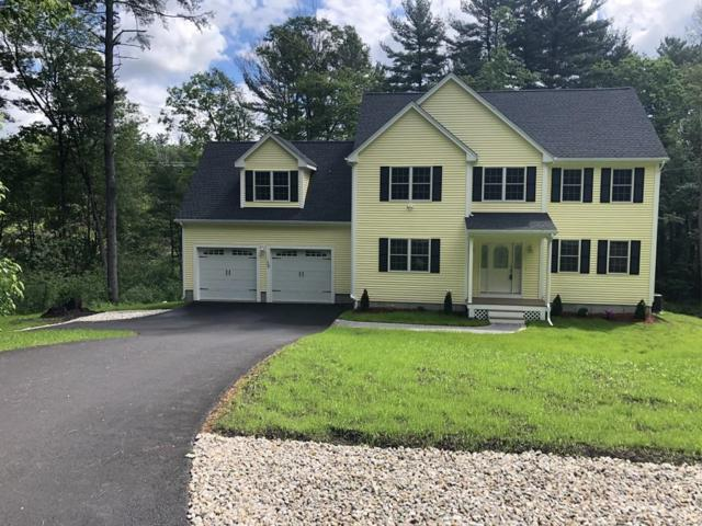 39 Westboro Rd, Upton, MA 01568 (MLS #72472237) :: Apple Country Team of Keller Williams Realty