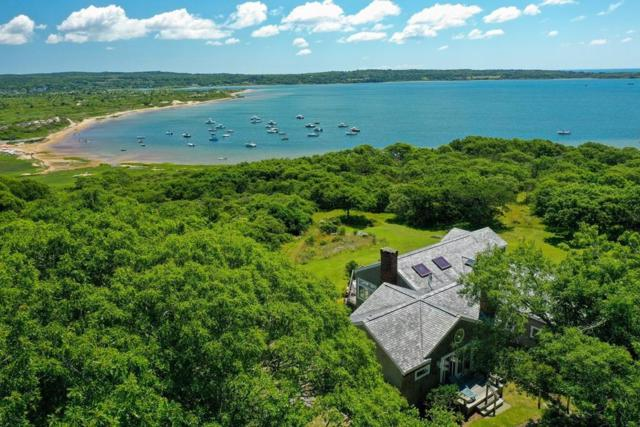 3 E Pasture Rd, Aquinnah, MA 02535 (MLS #72472758) :: The Russell Realty Group