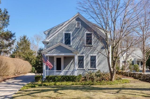63 Pleasant St, Marion, MA 02738 (MLS #72473031) :: Primary National Residential Brokerage