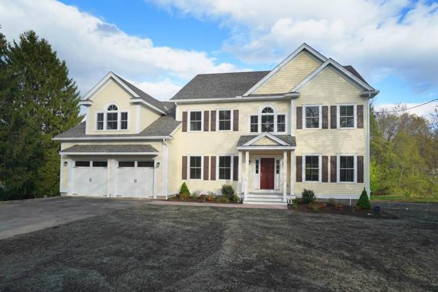 85 Maple Street, Lexington, MA 02420 (MLS #72475509) :: Apple Country Team of Keller Williams Realty
